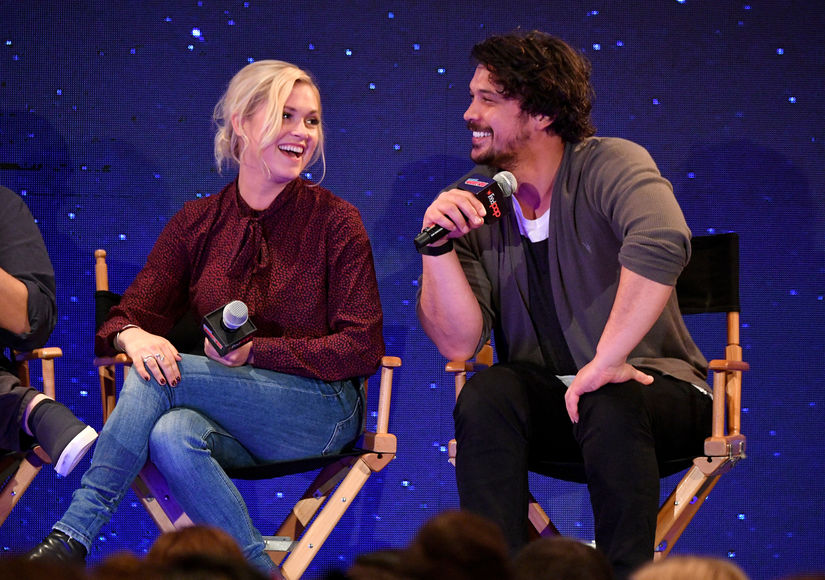 Eliza Taylor Dishes on Marriage to 'The 100' Co-Star Bob Morley