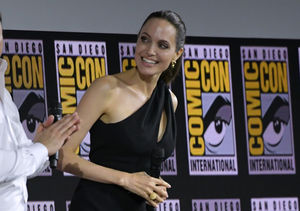 Angelina Jolie Teases 'Maleficent' Sequel