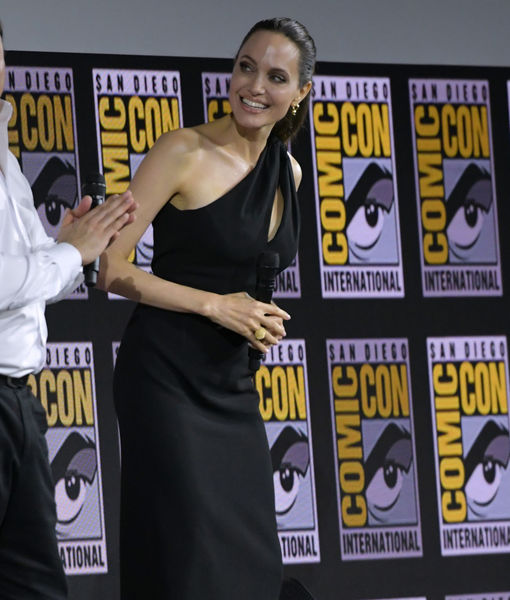 Marvel Madness! Angelina Jolie, Natalie Portman Scarlett Johansson and More…