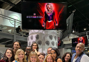'Supergirl' at Comic-Con! A New Suit, the Crossover & More!