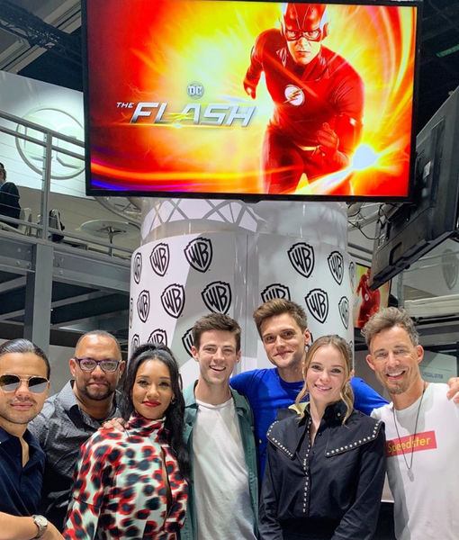 'The Flash': What's in Store for WestAllen? Plus: An Epic Crossover Tease