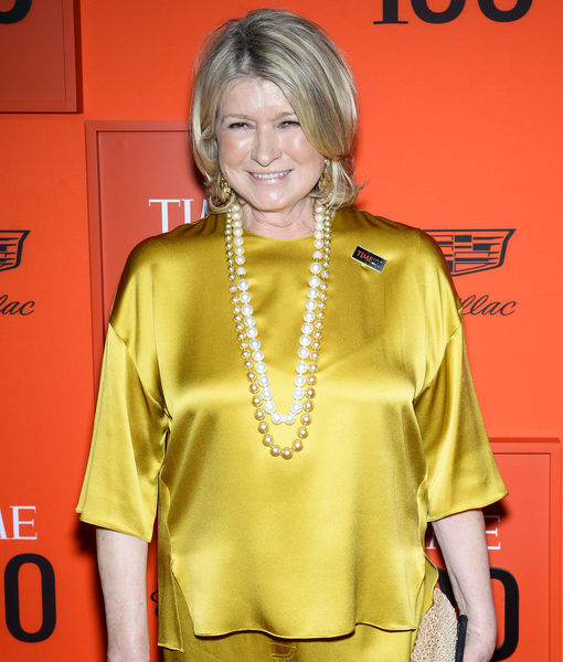 What Feud? Martha Stewart Embraces Celebs Following in Her Footsteps