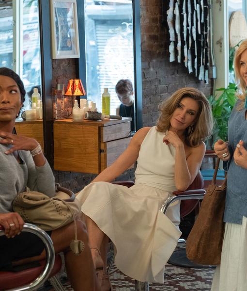 Patricia Arquette & Angela Bassett Talk Their Emmy Nominations