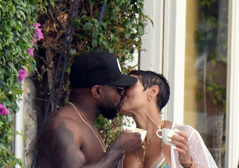 Nicole Murphy Explains Why She Kissed Married Director Antoine Fuqua