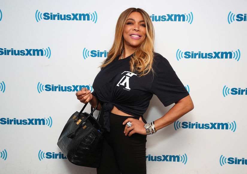 Does Wendy Williams Have a Quarantine Boo? Plus, She Talks Filming from Home,…