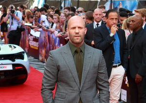 Jason Statham Talks Movie Stunts After Stuntman Injury on 'Fast & Furious 9'