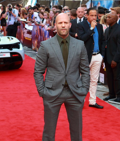 Jason Statham Talks Movie Stunts After Stuntman Injury on 'Fast & Furious 9'
