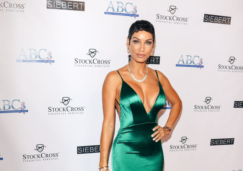 Nicole Murphy's New Apology for Kissing Married Director Antoine Fuqua