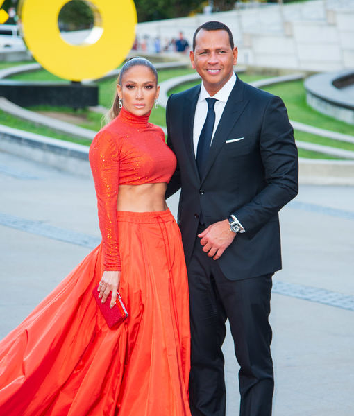 J.Lo Teases A-Rod Wedding Details: 'We Are Talking About It'
