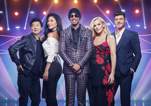 Ken Jeong & Nicole Scherzinger's Big Tease for 'The Masked Singer'…