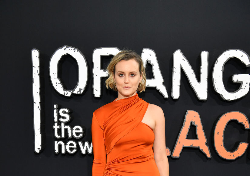 'OITNB' Star Taylor Schilling Goes Public with Her GF Emily Ritz