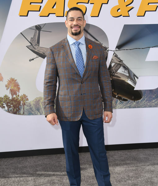 'Hobbs & Shaw' Star Roman Reigns Opens Up About Battling Leukemia