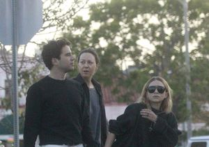 Engaged? Ashley Olsen Spotted with Ring on THAT Finger!