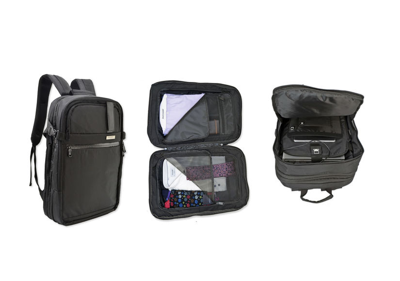 Win It! A Duchamp London Backpack