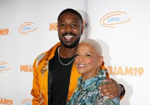Does Michael B. Jordan's Mom Want Some Grandkids? Her No-Pressure Response!