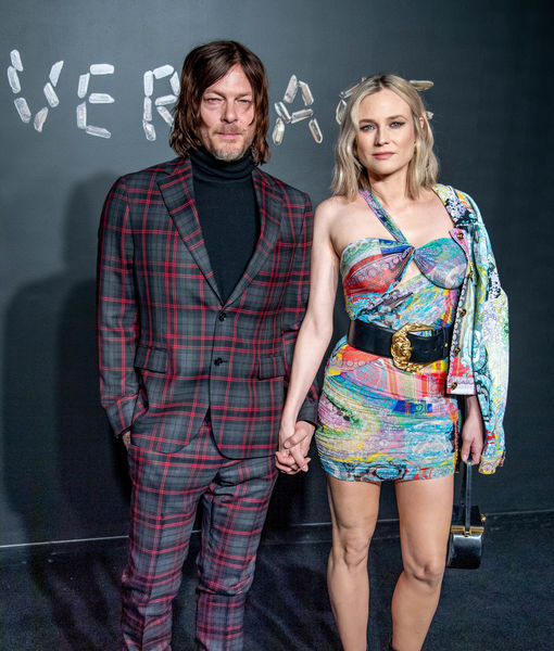 Diane Kruger Dishes on Her Birthday Celebration with Norman Reedus