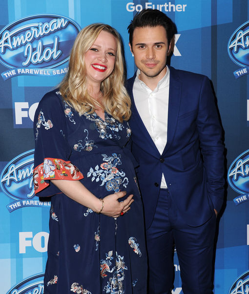 First Pics! 'American Idol' Alum Kris Allen Welcomes Baby #3
