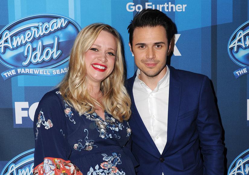 First Pics! 'American Idol' Alum Kris Allen Welcomes Baby #3