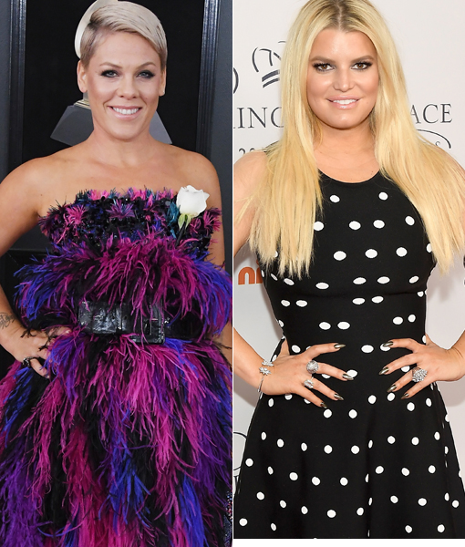 Epic! How P!nk Shut Down Jessica Simpson's Mom Shamers