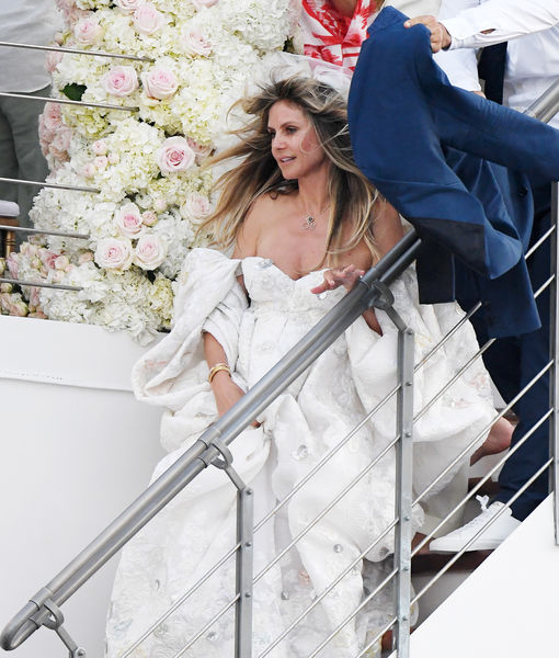 Heidi Klum & Tom Kaulitz: 'I Do' Part 2!