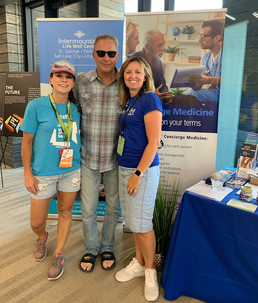 Kevin Costner Among Attendees as Kimball Arts Festival Turns 50!