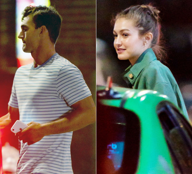 Tyler Cameron & Gigi Hadid Hang Out — Days After His Overnight Date with…
