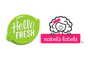 Win It! $100 Gift Cards to HelloFresh & Mabel's Labels