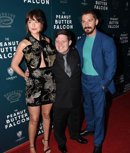 Shia LaBeouf Says His 'Peanut Butter Falcon' Co-Stars Were His Salvation
