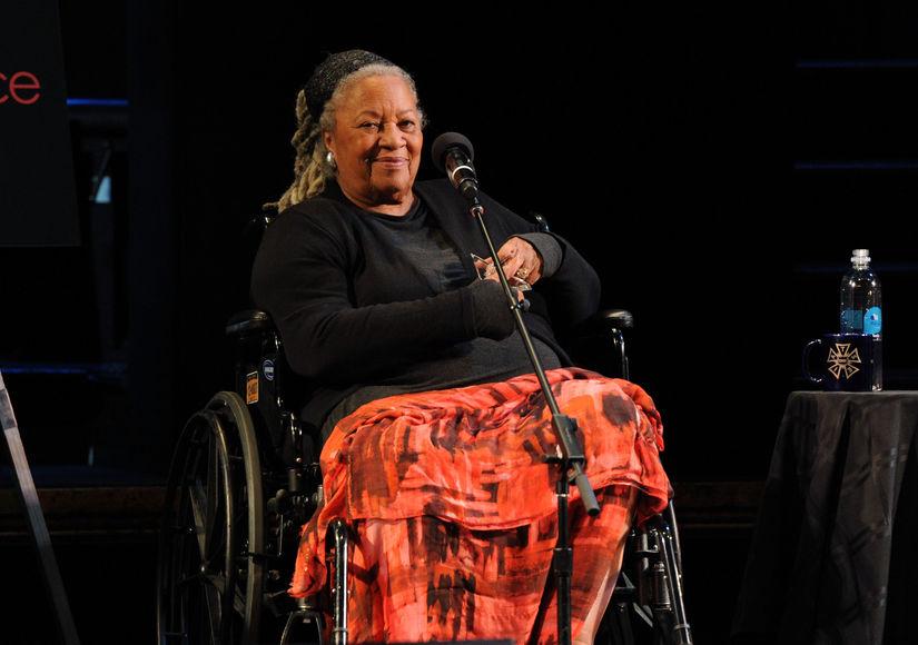 Legendary Novelist Toni Morrison Dead at 88