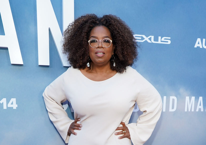 Oprah on Diahann Carroll: 'She's Here. She Is with Us'