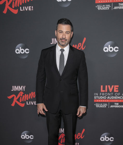 Jimmy Kimmel Talks Gun Control, Plus: His Reaction to Gigi Hadid & Tyler…