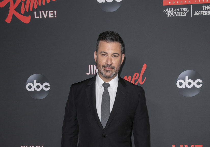 Jimmy Kimmel Hopes for 'Surprises' from Eddie Murphy Interview