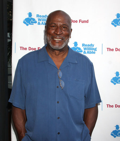 Exclusive! John Amos to Reprise Role as Cleo McDowell in 'Coming 2