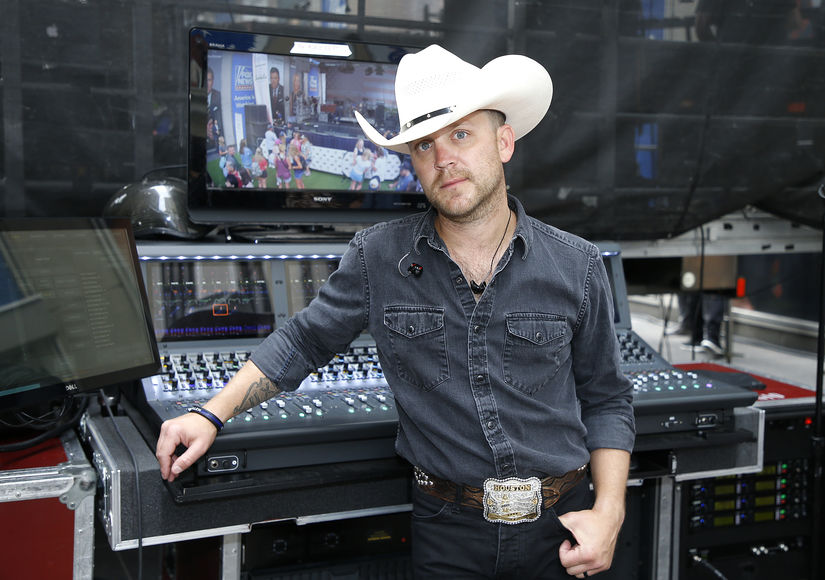 Country Singer Justin Moore on Family Inspiring His Latest Hit
