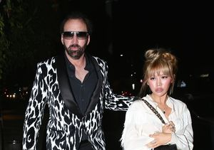 Nicolas Cage's First Words on 4-Day Marriage