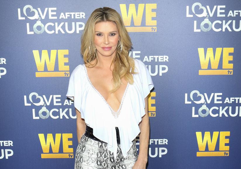 'When's Our First Date?' Brandi Glanville & Corey Brooks' Major Flirt Fest on Twitter