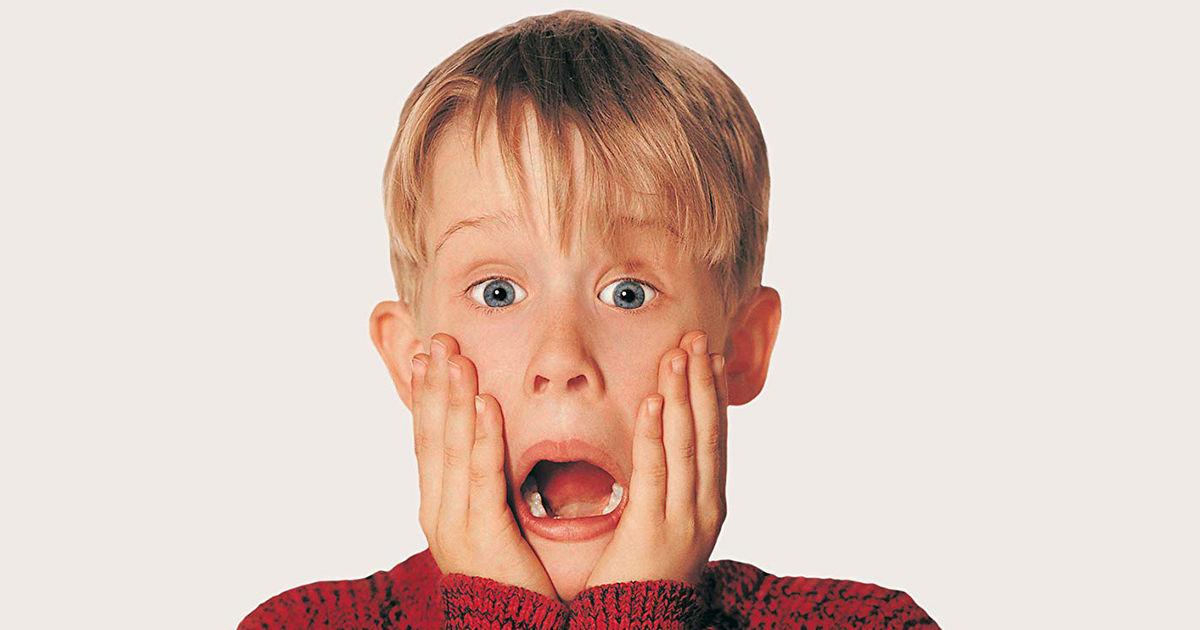 Macaulay Culkin Home Alone 2020.See Macaulay Culkin S Hilarious Reaction To Home Alone