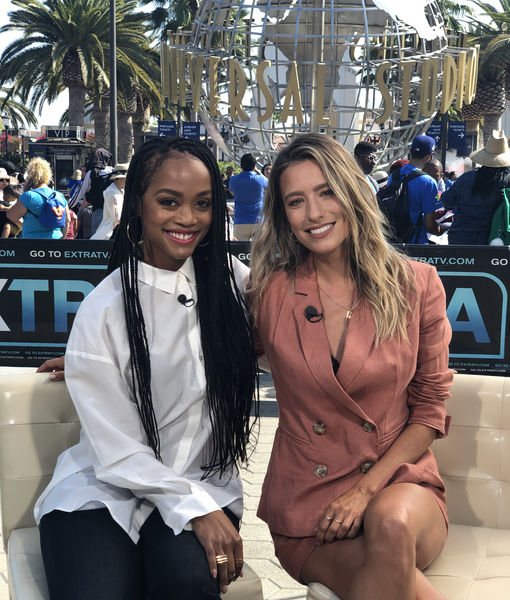 'Bachelorette' Alum Rachel Lindsay's Advice for Hannah B., Plus: Her…