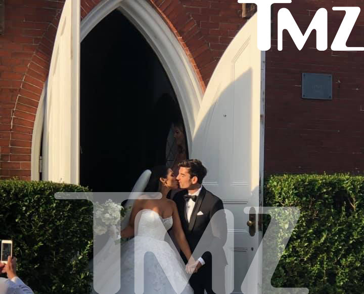 'Bachelor in Paradise' Couple Weds!