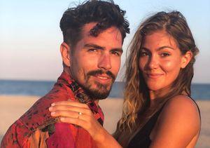 MTV Reality Stars Jordan Wiseley & Tori Deal Engaged
