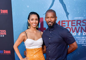 Corinne Foxx Says Jamie Foxx Is 'Unpredictable' on 'Beat Shazam' Set