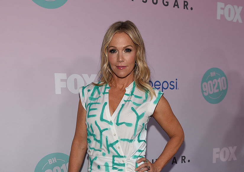 Past & Present! Jennie Garth Reveals What's Changed with 'BH90210' Cast