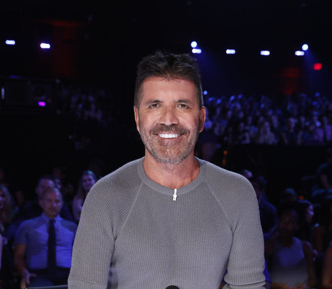 Simon Cowell Says He Feels a Lot Better After Weight Loss