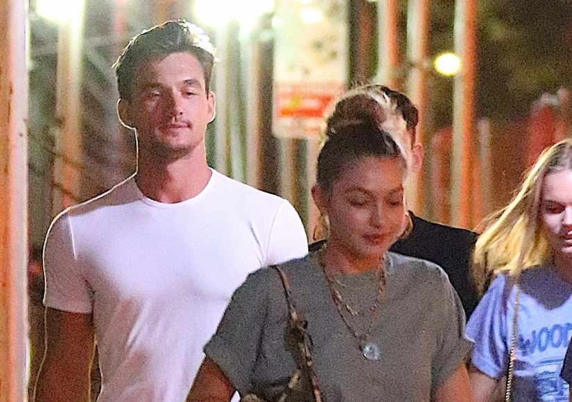 At Last! Gigi Hadid & Tyler Cameron Spotted Together