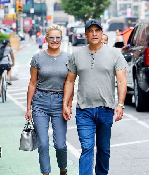 PDA Alert! Yolanda Hadid Is Dating Businessman Joseph Jingoli