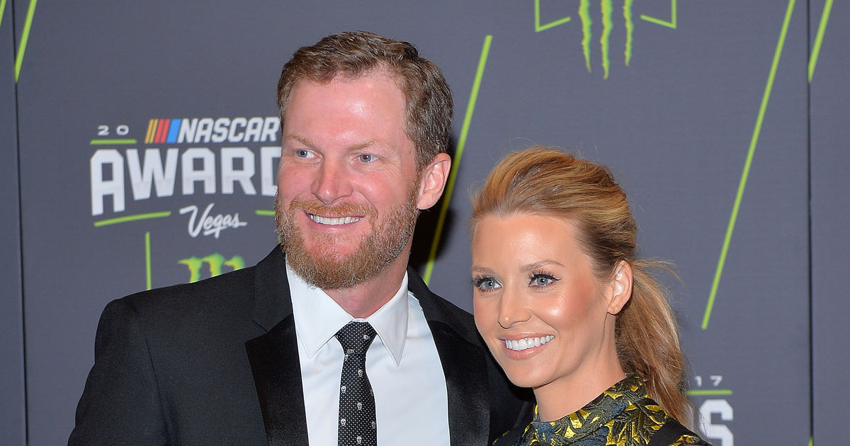 Dale Earnhardt Jr Wedding.Dale Earnhardt Jr Wife Baby Daughter In Plane Crash In