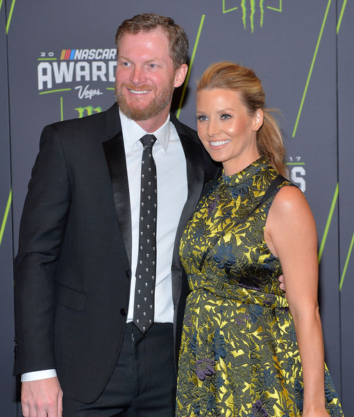 Dale Earnhardt Jr. & Wife Amy Welcome Baby #2 — Find Out Her Name!