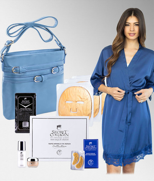 'Extra's' Pop-Up Shop: Crossbody Bags, Eye Care Collections, and Satin Robes