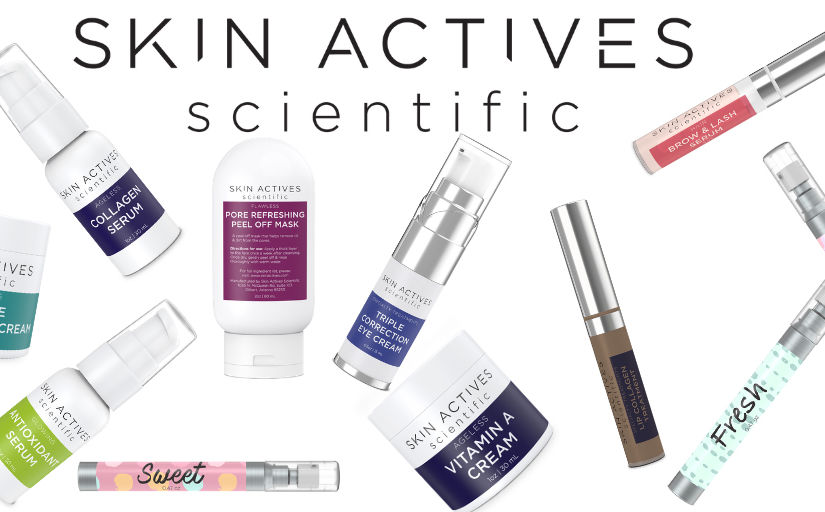 Win It! A Gift from Skin Actives