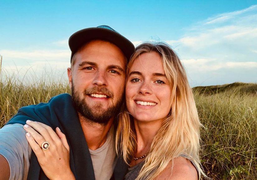 Prince Harry's Ex, Cressida Bonas, Engaged to Another Royal Harry